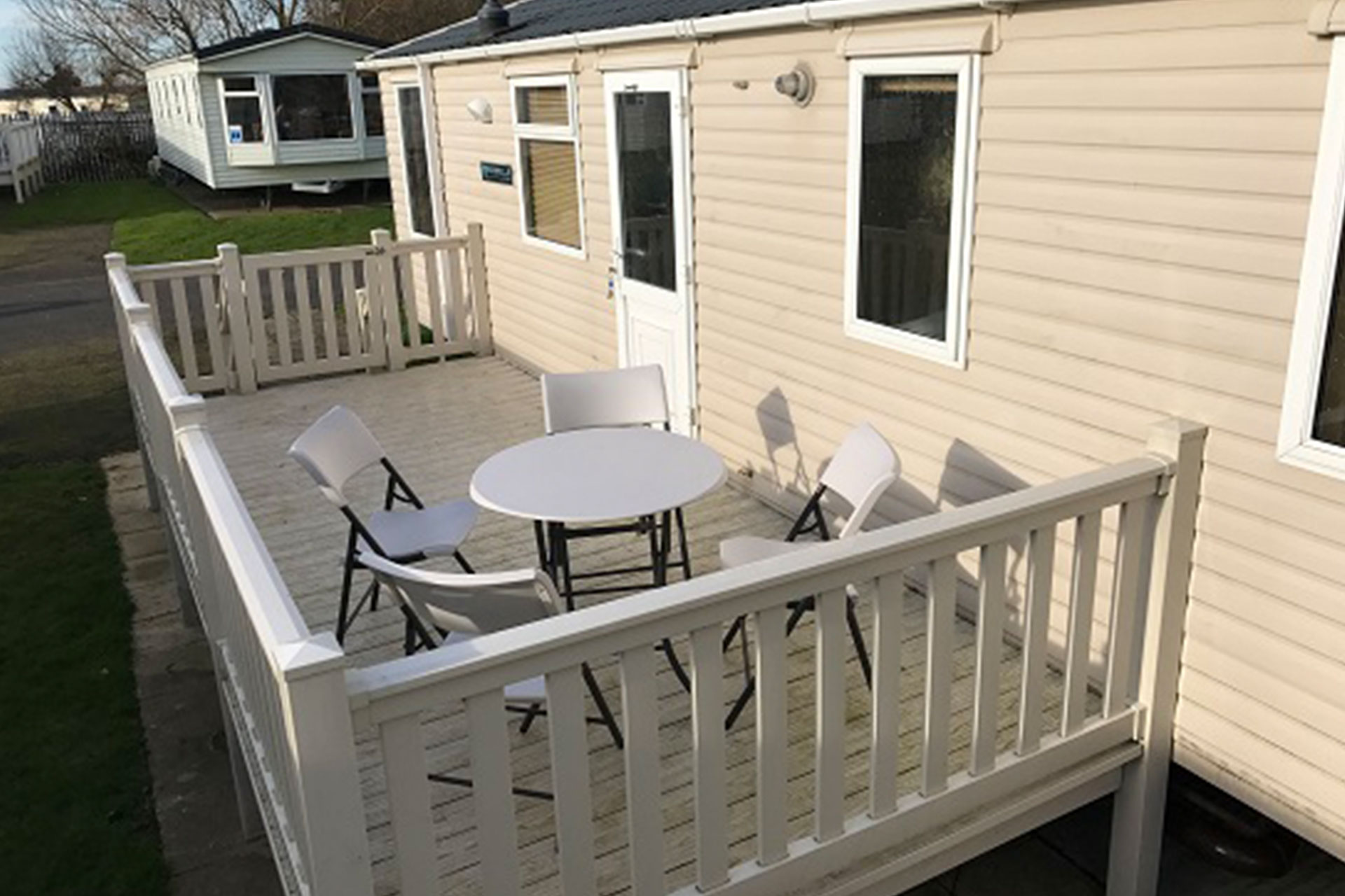 34 Parkside - veranda