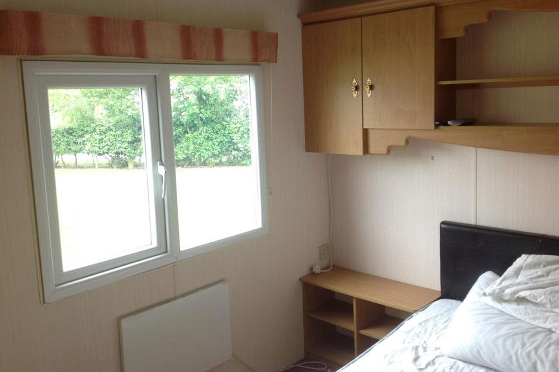45 Parkside - Bedroom