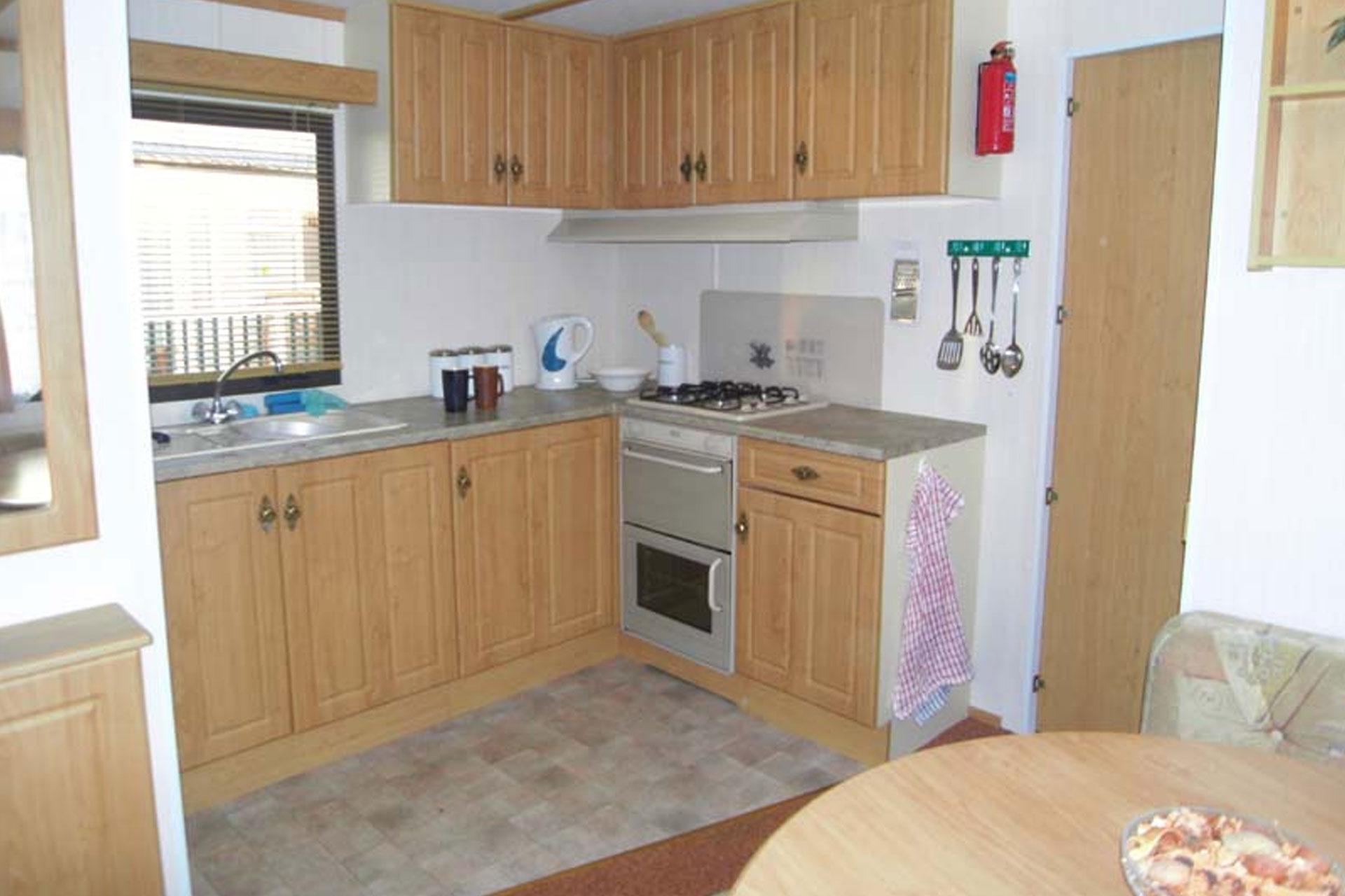45 Parkside - Kitchen