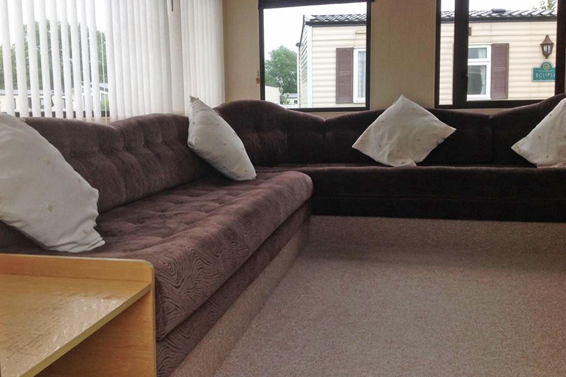 45 Parkside - lounge